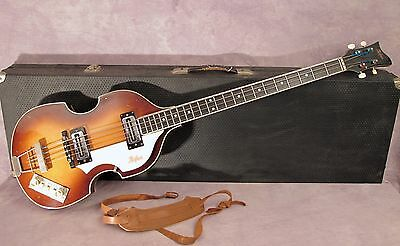 1970 Hofner 500/1 Beatle Bass - Andy Baxter Bass