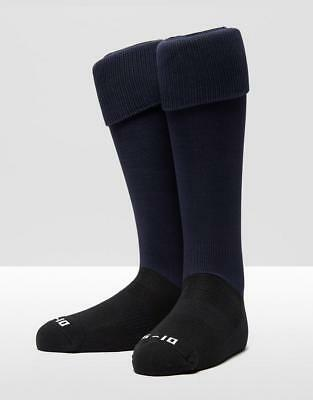 Canterbury Plain Playing Sock Blue