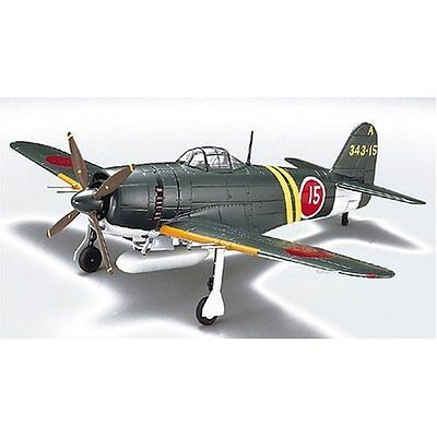 1/48 Marushin Shiden kai George Normal Local Area Fighter Semifinished Model.