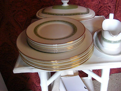 Royal Doulton Rondelay 15 PCE DINNER SET ,FIRST QUALITY,EXCELLENT