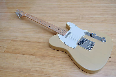 Fender Japan Telecaster TL 50 Blonde 2006-08 Made in Japan Electric Guitar