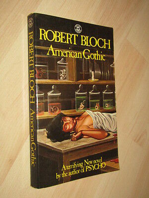 AMERICAN GOTHIC by ROBERT BLOCH (Psycho) - Star Books 1975 - very good paperback