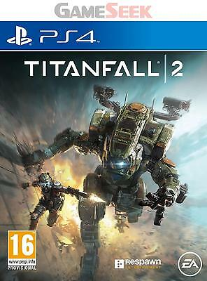 Titanfall 2 - Playstation Ps4 Brand New Free Delivery