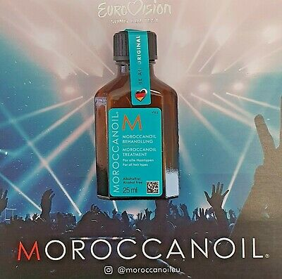 (€57,60/100ml) MOROCCANOIL Arganöl Treatment 25 ml Styling & Pflege + BONUS