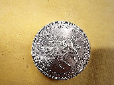 Queen Elizabeth II Coronation commemorative Crown Five Shillings 1953 - Original