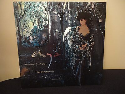"""Enya - How can I keep from singing? - 12"""" - metallic sleeve - YZ635T"""