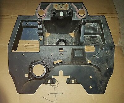 Peugeot Jetforce 50 TSDI   Battery Tray Compartment