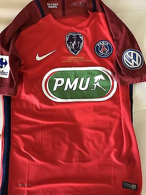 Maillot Finale CDF Maxwell  Psg