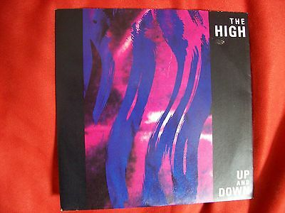 """7"""" Vinyl Single - Up And Down By The High"""