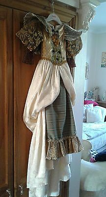 Incredible Dolls Dress for Tall Doll.