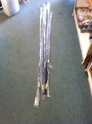 "5 Seeker rod blanks NOS ""FREE SHIPPING"""