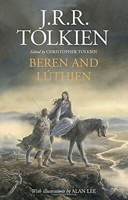 Beren and Luthien - Book by JRR Tolkien (Hardcover, 2017)