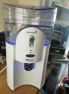 Breville Brita Af5  Aqua Fountain Chilled Water Dispenser Fwo Needs Cartridge