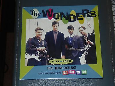 The Wonders -  That Thing You Do - vinyl 45rpm single from Tom Hanks Film RARE
