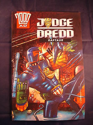 Judge Dredd - Raptaur
