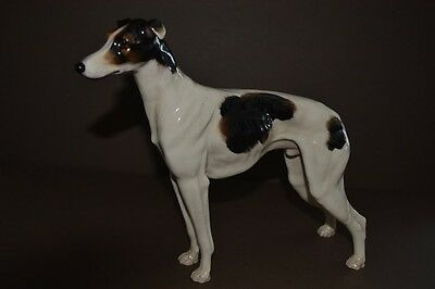 Royal Doulton Large Greyhound Standing HN 1075