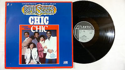 "CHIC Good times Vinyl 12"" Maxi Single Limited Edition"