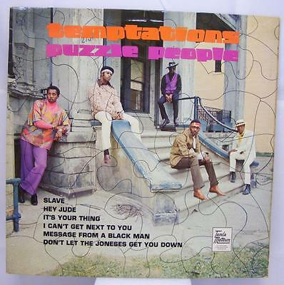 The Temptations - Puzzle People - Tamla Motown STML 11133