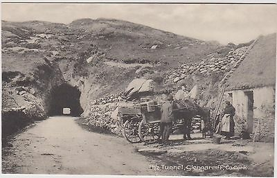The Tunnel - Glengarriff - Co Cork - Ireland - Postcard