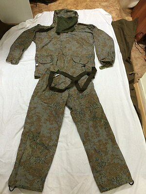 Russian Army 6Sh122 Ratnik bilateral camo suit (jacket & trousers)