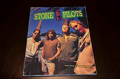 ***Stone Temple Pilots 1995 Story & Photo Book by Mick Wall & Malcom Dome ***