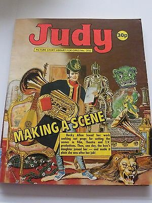 Judy Picture Story Library For Girls No:316