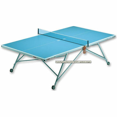 Tavolo Ping Pong T214 Match indoor - Rovera - NUOVO