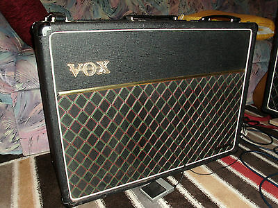 VOX AC-30 TB made in UK. vintage
