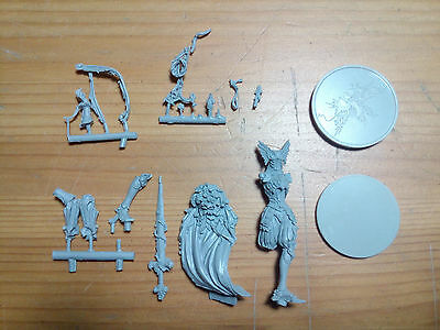 Kingdom Death Flower Knight Resin Miniatur