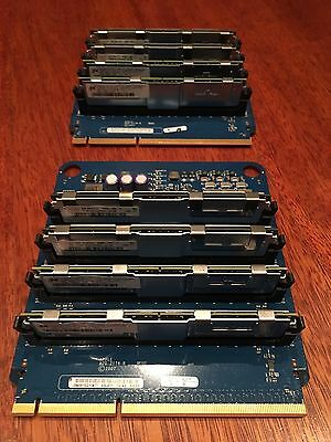4GB 240 Pin PC2-6400F 800MHz DDR2 ECC FB-DIMM RAM Mac Pro