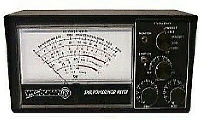 Workman S5000 5,000 Watt SWR/Watt RF Mod Meter for CB