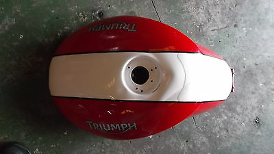 Triumph Speed Triple 1050 Fuel Tank 2008 2009