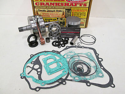 Ktm 125 Sx Engine Rebuild Kit Crankshaft, Namura Piston, Gaskets 2007-2015
