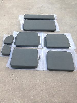 Jeep Willys MB Ford GPW Complete Seat Cushion Set G-503