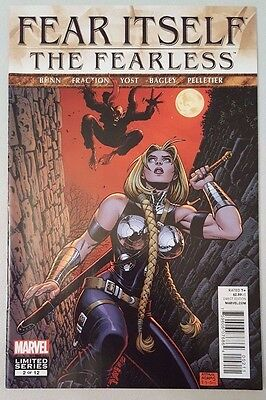 Fear Itself: The Fearless #2 of 12 2012 Marvel Comics VF Flat Shipping
