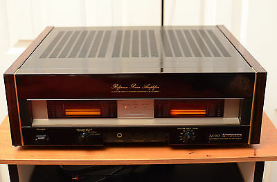 Vintage Pioneer M-90 Reference Power Amplifier