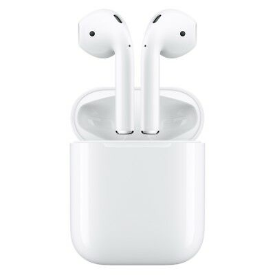 """APPLE AirPods WITH CHARGING CASE MMEF2ZA/A AUSTRALIAN STOCKS  """"AUSLUCK"""""""