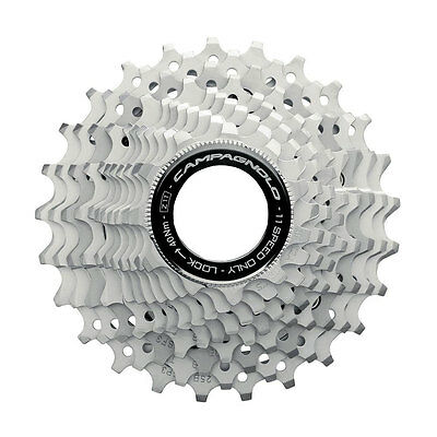Campagnolo Chorus 11 Speed Cassette 11-29 Bicycle Rear Cogs