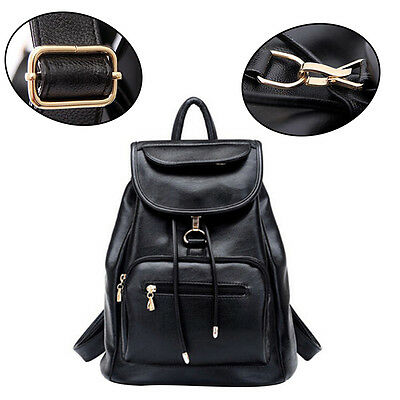 rucksack leder damentasche lederrucksack neu damenrucksack tasche eur 7 99 picclick de. Black Bedroom Furniture Sets. Home Design Ideas