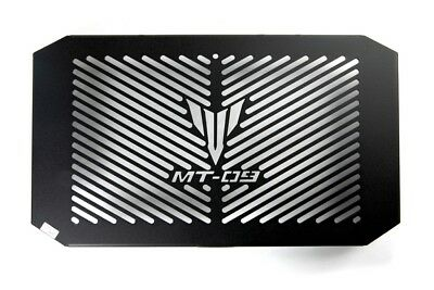 MT-09 2017 Radiator Grill Grille Guard With MT-09 Logo, CosmoMotoAccessories