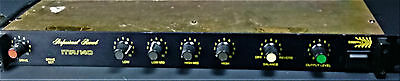 "Biamp MR/140 Professional Spring Reverb w/Equalizers XLR In/Out TRS 1/4"" Vintage"