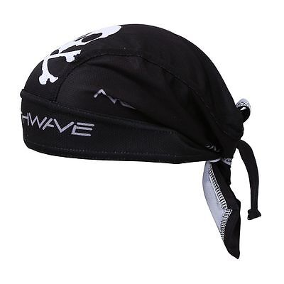New Black Cycling Bicycle Bike Outdoor Sports Bandana Pirate Hat Cap Q8L2