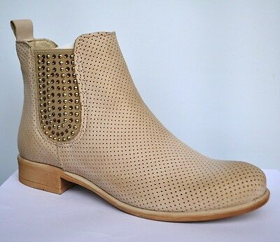 Beatles beige scarpe donna Made in Italy
