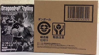 Dragon Ball Styling Bandai Vegeta Ssgss Trunks Kid Figure Figura New Nueva