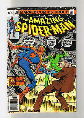 The Amazing Spider-Man #192 (1979 First Series) - Marvel Comics