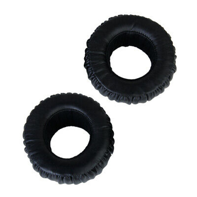 Black Replacement Ear Cushion Pads Earpad For SONY MDR-XB500 Headphone