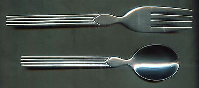 Delta  Airlines Airway Mint  Fork & Spoon