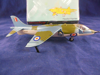 "Dinky toys 722 RAF Hawker Harrier GR Mk1  ""Absolutely Superb"""