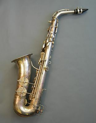 Old Saxophone