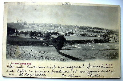 dunfermline from south fife posted 1903 E306